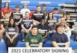 16 Fantastic Titan Student-Athletes – 2021 Celebratory Signing