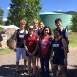 HS Cross Country Team's First Meet in Beautiful Flagstaff