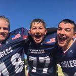 Anthem Preparatory Academy Middle School Football beat Veritas Preparatory Academy 20-6