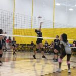 Anthem Prep Middle School Volleyball falls to North Phoenix 4-0