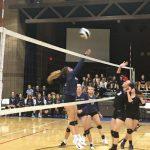 Anthem Preparatory Academy Girls Varsity Volleyball beat Paradise Honors High School 3-1