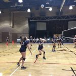 Anthem Preparatory Academy Girls Middle School Volleyball falls to Odyssey 2-1