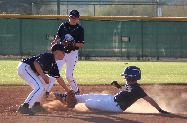 MS Baseball Beats GPA 5-4