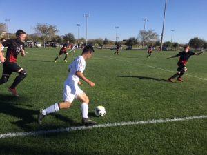 HS Boys Soccer