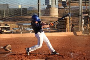 Middle School Baseball December 2017