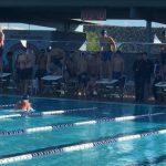 4 -1st places AP Boy Varsity Swim Team 3rd place