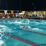 Boys Varsity Swim Team takes 2nd place