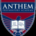 Anthem Prep logo.
