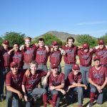 HS Baseball Team Faces Off With Fredonia in 1A State Playoffs 5/4/19 at Goodyear Park
