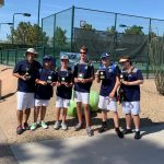 MS Tennis Boys Wins MS Championship