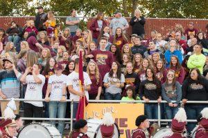 2014 Varsity Football Home Opener vs Woodridge