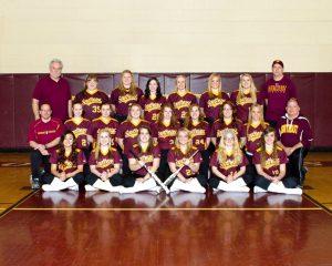 2014 HS spring team photos