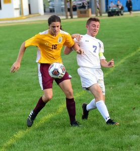 Southeast vs Ravenna Soccer Friday, August 17