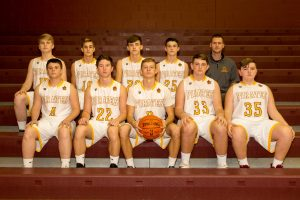 Boys Basketball Team pictures