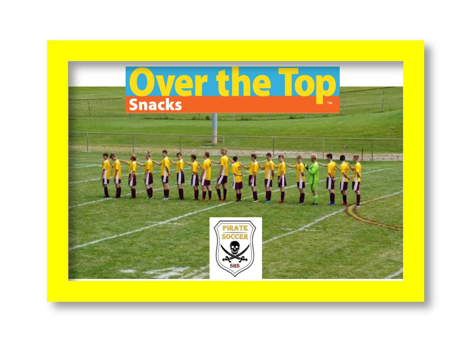 Boys Soccer Popcorn Fundraiser