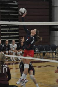 Volleyball vs Nash Central 9-11-17