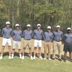 Boys Golf Defeats Wilson Fike, Northern Nash and Rocky Mount, Finishes 3rd