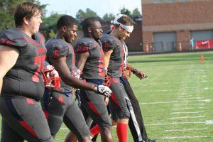 Southern Nash Varsity Football vs Bunn 9-4-19