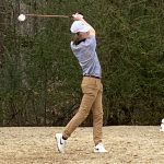 Boys Golf Defeats Rocky Mount, Finishes 5th