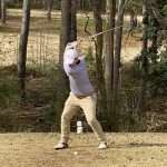 Boys Golf Defeats Northern Nash, Roanoke Rapids, Nash Central, Finishes 1st