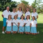 Girls Golf Falls Just Short At Sectionals!
