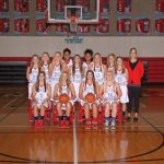 T-Bird Girls Basketball Falls Short In Sectional Final