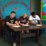 Three Thunderbirds Ink College Letters