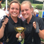 Girls Golf off to a hot start
