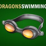 Dragon Swimmers Open Season Sweeping Bedford
