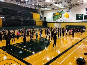 Little Dragons Cheer Camp 9/23/18