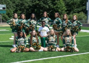 Fall Sideline Cheer 18/19