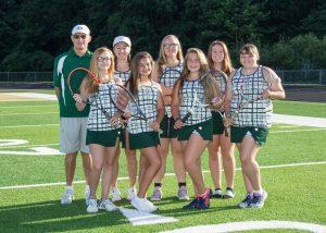 Girls Tennis 18/19