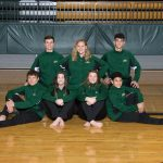 Dragons Swimming Competes at Topper Invitational