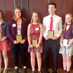Anservitz, Hamilton Attend CVC Sportsmanship Luncheon