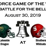 Air Force Game of the Week: Lakeside vs. Struthers