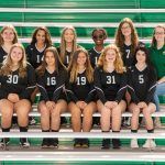 Freshman Volleyball Finishes 2nd at Dragon Invitational