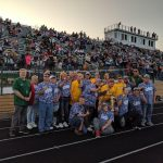 Special Olympics Softball Attends Home Opener