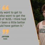 Riddle Leads Boys Cross Country at CVC