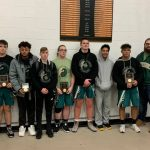 Wrestling Finishes Fourth at Riverside Rumble