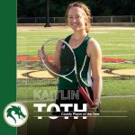 Kaitlin Toth Named County Player of the Year