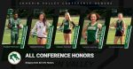 Dragons Earn All-CVC Honors