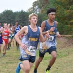 D H Conley place 16th at NCHSAA XC Championships