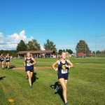 Girls XC finishes 1st place at Boyd Lee Park vs ECC schools