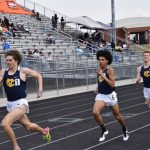 Vikings distance runners shine in Greensboro
