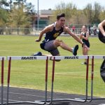 Boys Track runners score top 10 finishes at Screaming Eagle Invitational