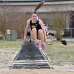 Girls Track runners score top 10 finishes at Screaming Eagle Invitational