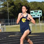 Girls Track finishes 2nd place in four-team meet at Rose
