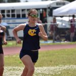 Emma Cole leads Vikings to 3rd place at ECC Championship