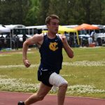 Conley qualifies 10 athletes for 3A East T&F Championship