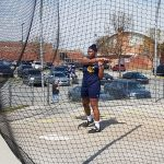 Crumpler qualifies in Discus at East Region meet, advances to State Championship